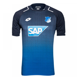 2017-2018 TSG Hoffenheim Lotto Home Football Shirt