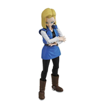 Dragonball Z Figure-rise Standard Plastic Model Kit Android #18 18 cm