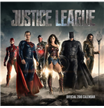 Justice League Calendar 2018 English Version*