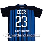 FC Inter Milan Home 2017/2018 Replica Jersey Eder 23