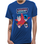 Justice League T-shirt 276122