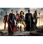 Justice League Movie - Characters Poster Maxi (61x91.5 Cm)