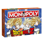 Dragonball Z Board Game Monopoly *German Version*