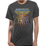 Masters of the Universe T-Shirt Group Distressed