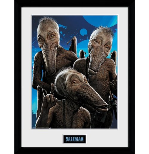 Valérian and the City of a Thousand Planets Print 276703