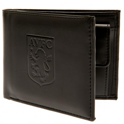 Aston Villa F.C. Debossed Wallet