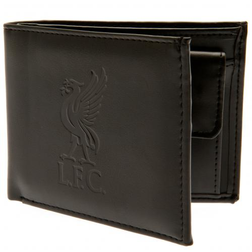 Liverpool F.C. Debossed Wallet