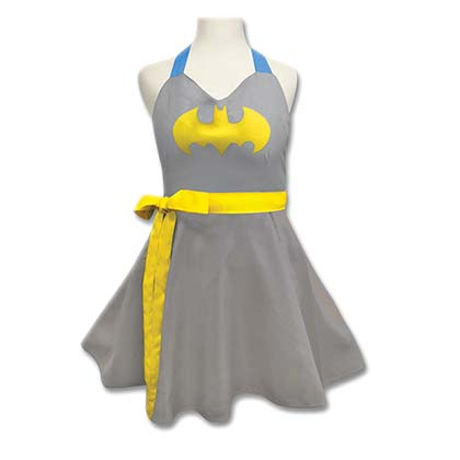 Batman BATGIRL Fashion Apron