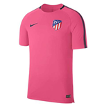 2017-2018 Atletico Madrid Nike Training Shirt (Laser Pink)