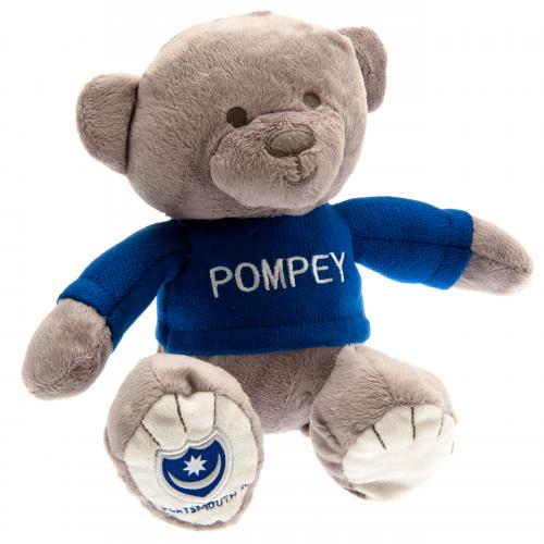 Portsmouth F.C. Jumper Bear