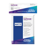 Ultimate Guard Supreme UX Sleeves Standard atte Blue (50)