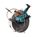 One Piece Scultures Figure Big Zoukeio 4 Pauly 9 cm