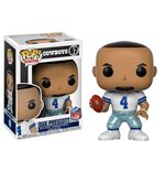 NFL POP! Football Vinyl Figure Dak Prescott (Dallas Cowboys) 9 cm