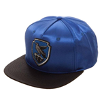 Harry Potter Snap Back Cap Ravenclaw Crest Satin