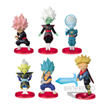 Dragonball Super WCF ChiBi Figures 7 cm Assortment Vol. 7 (25)