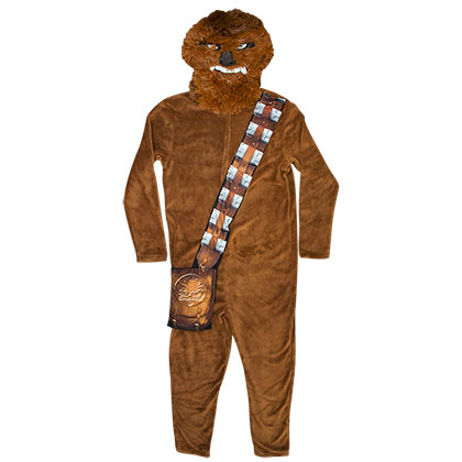 STAR WARS Chewbacca Men's Pajama Union Suit