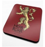 Game of Thrones Coaster - Game Of Thrones Lannister