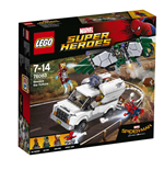 Spiderman Lego and MegaBloks 277174