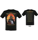 Mastodon Men's Tee: Emperor of Sand 2017 (Ex-Tour)