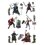 Marvel Legends Series Action Figures 15 cm Thor Wave 1 Assortment (8)