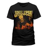 Janis Joplin - Peace Photo - Unisex T-shirt Black