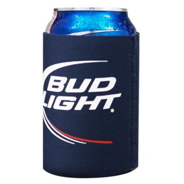 BUD LIGHT Can Koozie   Classic Amazing Pictures