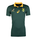 2017-2018 South Africa Springboks Home Pro Rugby Shirt