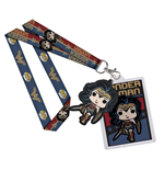 Wonder Woman Movie POP! Lanyard with Rubber Keychain Wonder Woman