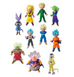 Dragonball Super Collectable Figures 5 cm Display Vol. 1 (24)