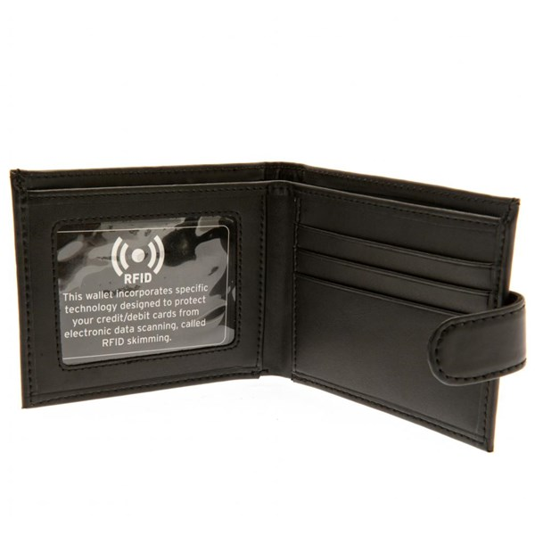 Arsenal F.C. rfid Anti Fraud Wallet