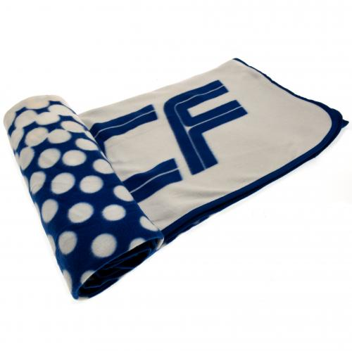 Real Madrid F.C. Fleece Blanket FD
