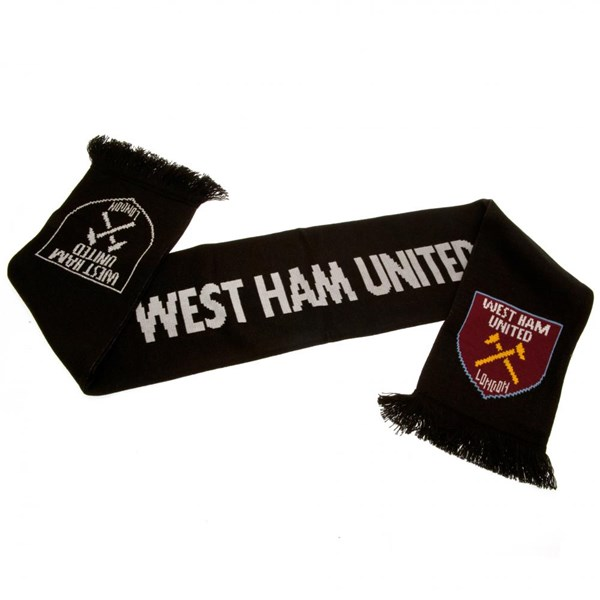 West Ham United F.C. Scarf RT