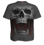 Death Roar - T-Shirt Charcoal