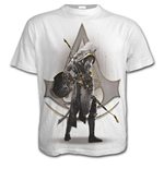 Origins - Bayek White - Assassins Creed T-Shirt White