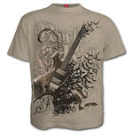 Night Riffs - T-Shirt Stone