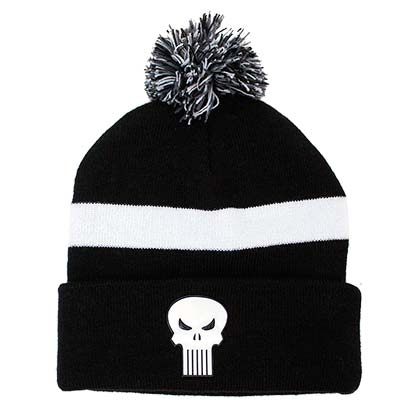 PUNISHER Winter Pom Beanie