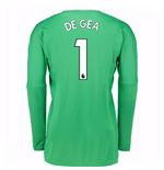 2017-18 Man Utd Away Goalkeeper Shirt (De Gea 1)