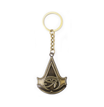 Assassin's Creed Origins - Crest Metal  Keychain