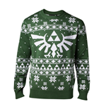 Zelda - knitted Zelda X-mas sweater