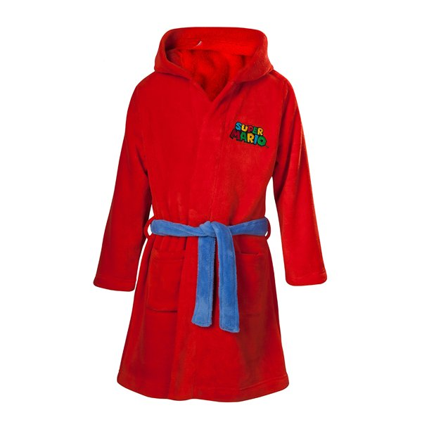 Nintendo - kids bathrobe