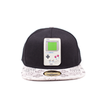 Nintendo - Gameboy Rubber Patch Snapback