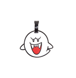 Nintendo - Boo Rubber Luggage Tag