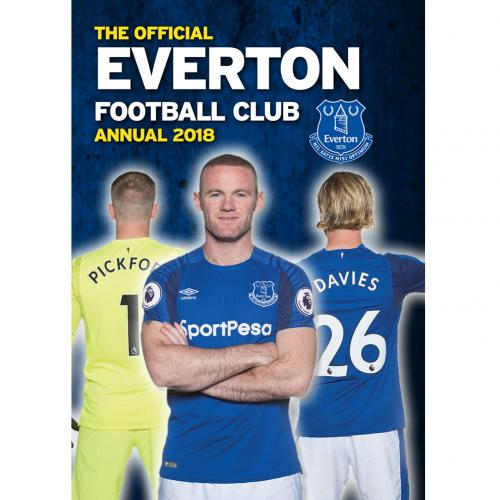 Everton F.C. Annual 2018