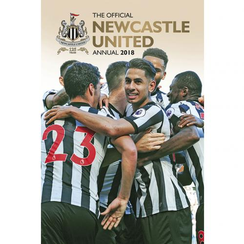 Newcastle United F.C. Annual 2018