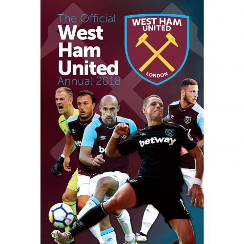West Ham F.C. Annual 2018