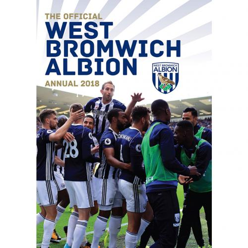 West Bromwich Albion F.C. Annual 2018