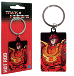 Transformers Metal Keychain Hot Rod 6 cm