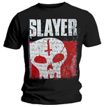 Slayer Men's Tee: Undisputed Attitude Skull