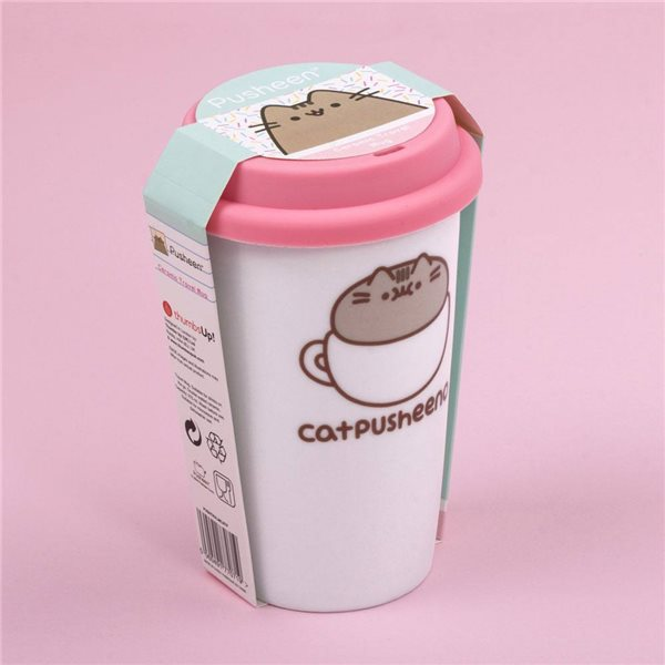 Pusheen Travel Mug Catpusheeno