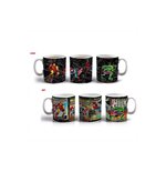 Marvel Superheroes Heat Sensitive Mug